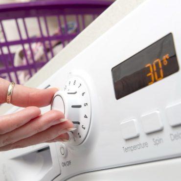 Températures de lavage